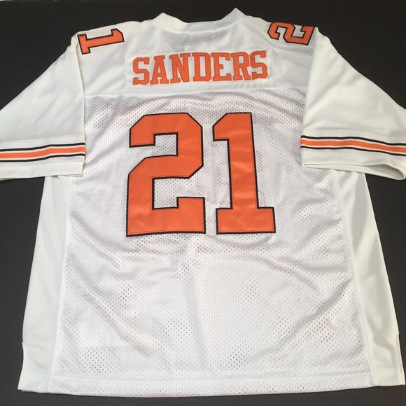 5e5b9f3fa Gridiron Greats Other - Barry Sanders Oklahoma State Cowboys #21 Jersey